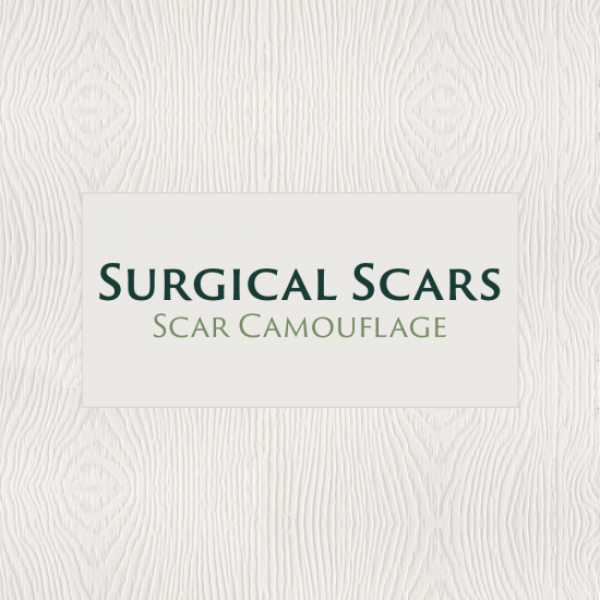 Surgical Scars—Scar Camouflage